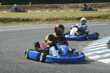 レーシングカート体験写真1